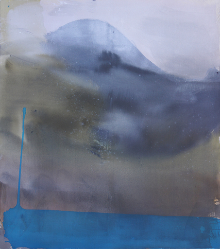 Vladimir SEMENSKIY - Pintura - Practice of Contemplation III
