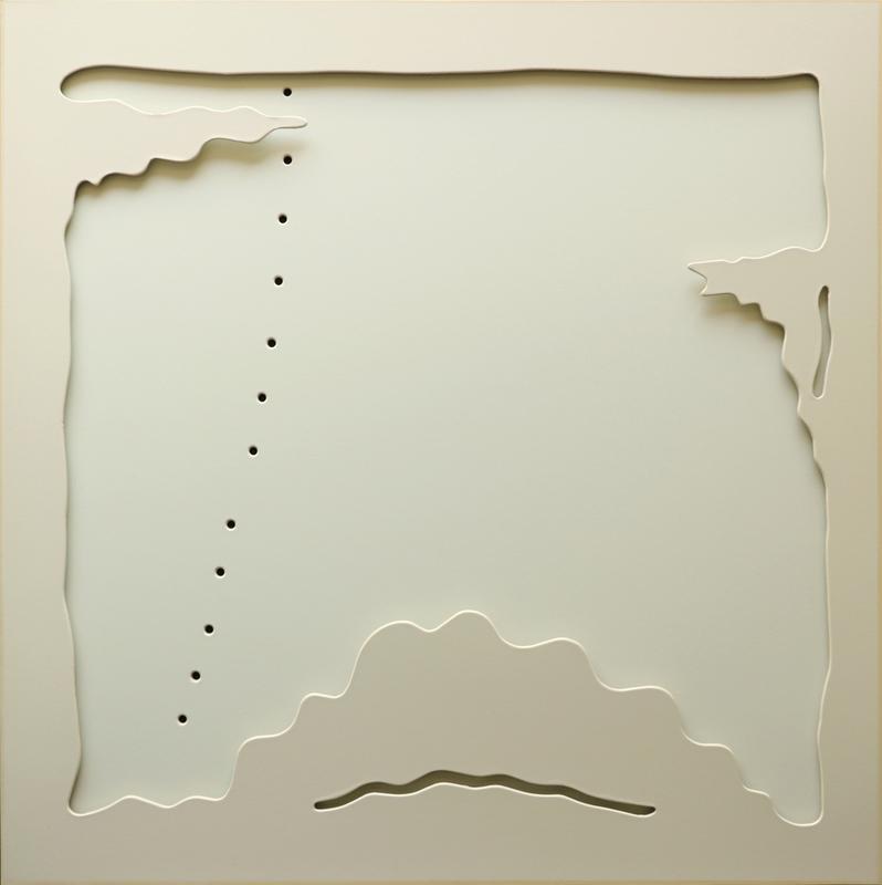 Lucio FONTANA - Sculpture-Volume - Teatrino