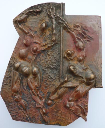Alain GESTIN - Sculpture-Volume - Danse