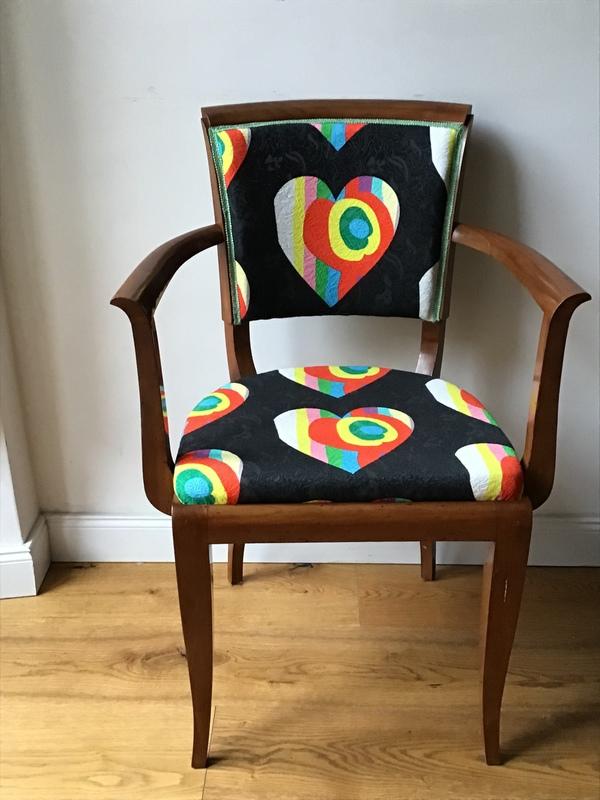 Federica GRATTAPAGLIA - Chairs of arts