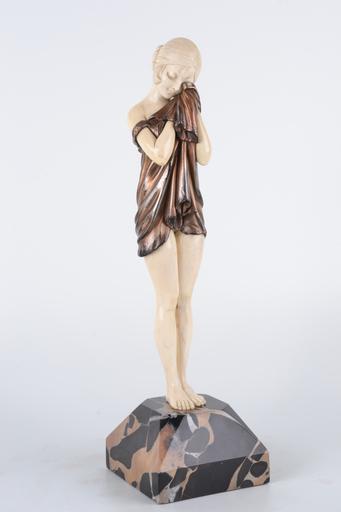 Dimitri CHIPARUS - Sculpture-Volume - Les Larmes