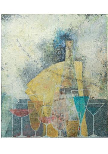 Miyuki TAKANASHI - Gemälde - Paty Paty