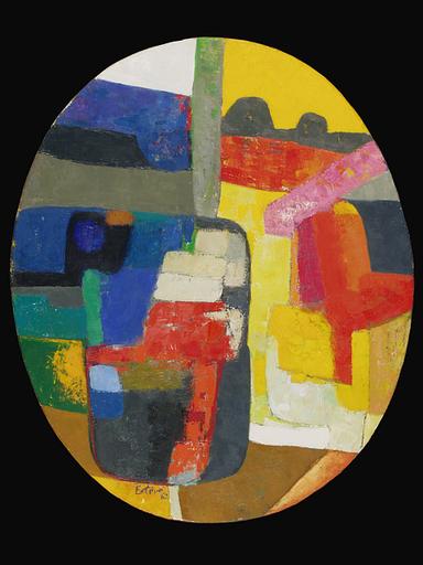 Maurice ESTEVE - Gemälde - TRUFO