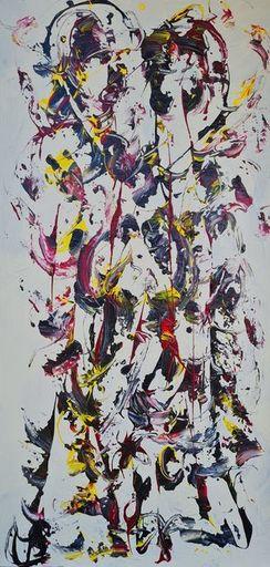Marie BALDOVINI - Peinture - UNION