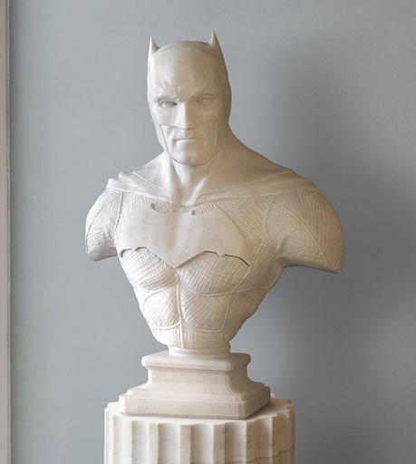 Léo CAILLARD - Escultura - Batman