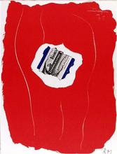 Robert MOTHERWELL (1915-1991) - Tricolor
