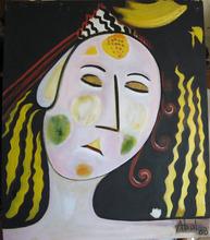 Abol ATIGHETCHI - Gemälde - LE SAGE