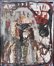 Jonathan MEESE (1970) - Mutter Büffelhaar (Notgeil)