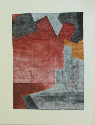 Adam HENEIN - Peinture - Paysage nocturne III