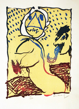皮埃尔·阿列钦斯基 - 版画 - La Taille Douce