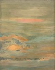 Ilia PEIKOV - Pintura - Spazio, 1961