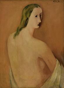 Léon ZACK - Peinture - Portrait