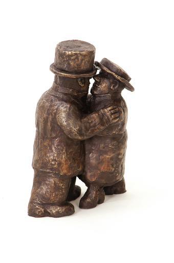 Franz BORGHESE - Escultura - Il Bacio