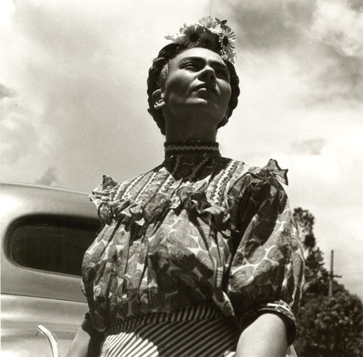 Leo MATIZ - Photography - Frida Kahlo