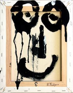 Saverio FILIOLI - Painting - Smile behind