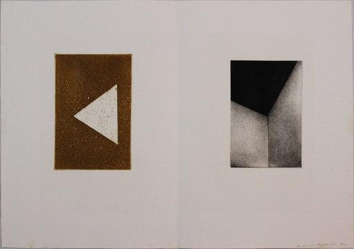 Ralph GIBSON - Druckgrafik-Multiple - Untitled from 'Metafora' portfolio
