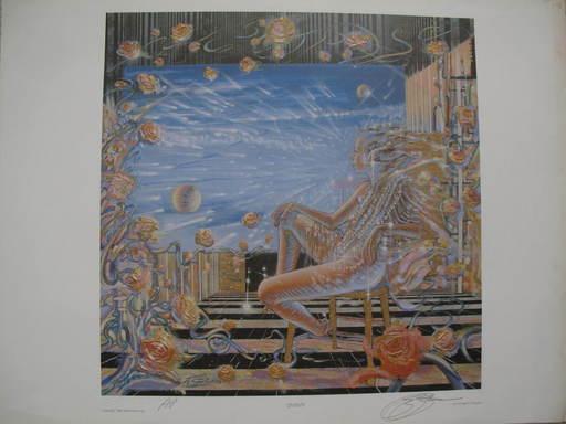 Michael R. WHIPPLE - 版画 - DIVINITY