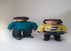 Hwan-Kwon YI - Skulptur Volumen - Jangdockdae Daughter and Son