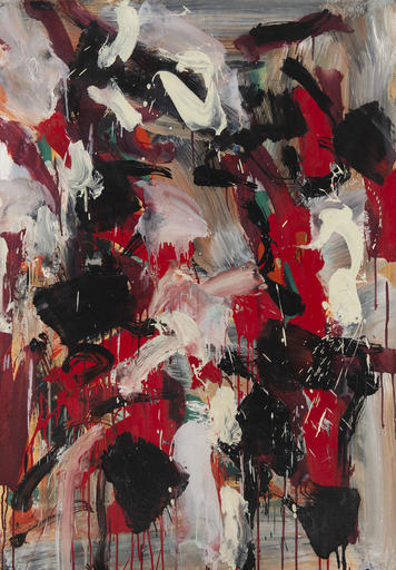 Jean-Paul RIOPELLE - Pittura - Composition