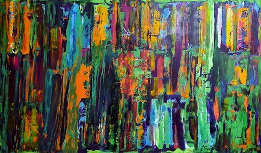 Patrick JOOSTEN - Peinture - Symphony