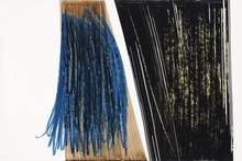 Hans HARTUNG - Drawing-Watercolor - P10-1976-H10