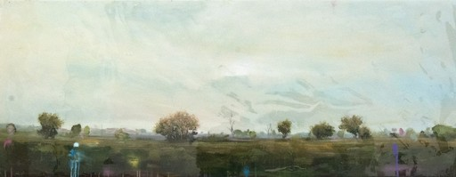 Peter HOFFER - Peinture - Est