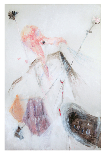 Mario RACITI - Gemälde - WHY