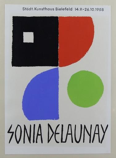 Sonia DELAUNAY - Grabado