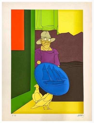 Valerio ADAMI - Print-Multiple
