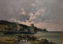 Cesare GHEDUZZI - Peinture - Sin titulo