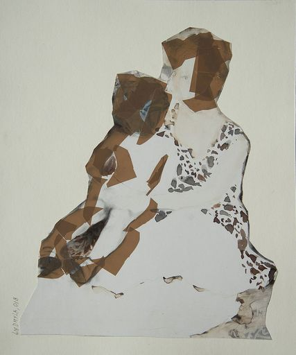 Lyudmyla RAZBITSKAYA - Drawing-Watercolor - No Title    (Cat N° 6472)