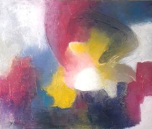 Thérèse BOSC - Peinture - Jour d 'été
