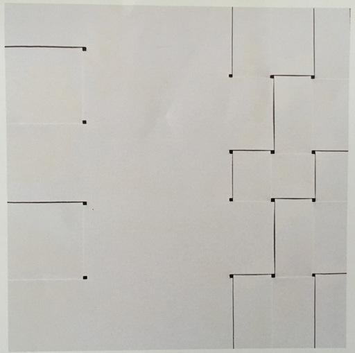 Armando MAROCCO - Pintura - Intreccio di situazioni