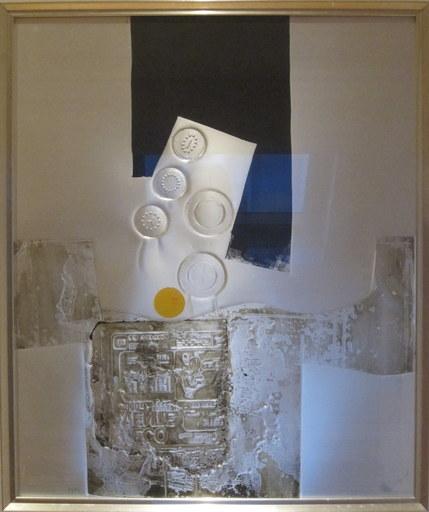 Antoni CLAVÉ - Print-Multiple - Trois cercles