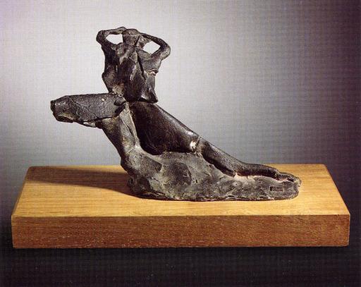 Marino MARINI - Escultura - PICCOLA COMPOSIZIONE