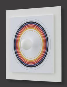 Antonio ASIS - Druckgrafik-Multiple - Asistype 6 - boule sur cercle