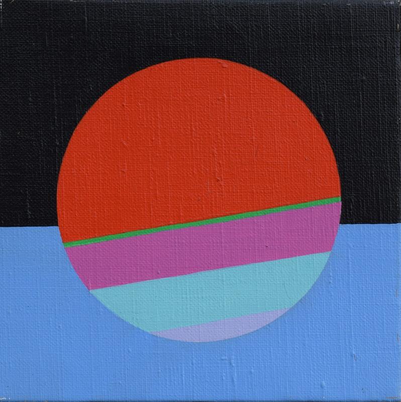 Eugenio CARMI - Peinture - Segnale