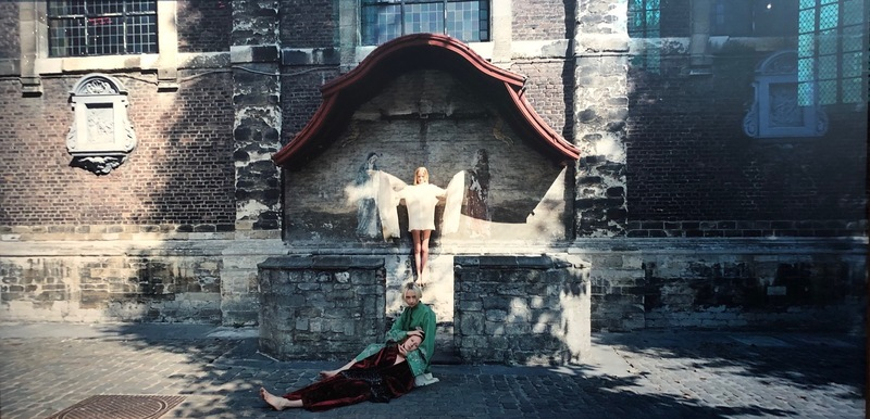 Hellen VAN MEENE - Photography - De Zeven Werken van Barmhartigheid / bezoek de zieken
