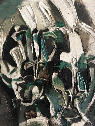 Reynold ARNOULD - Gemälde - Portraits de Mr. J.A et  B.D