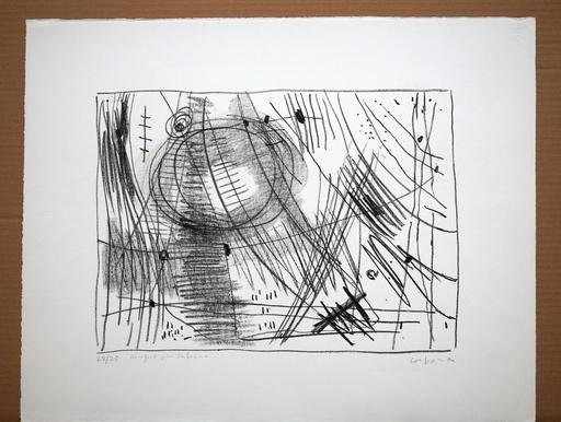 Antonio CORPORA - Druckgrafik-Multiple - Disegno per Sahara