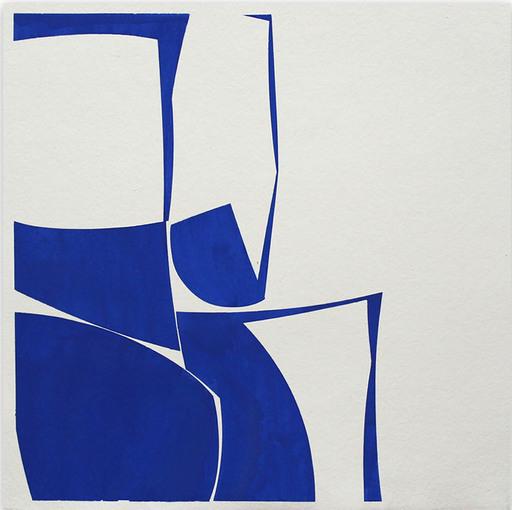Joanne FREEMAN - Drawing-Watercolor - Covers 24 Blue G Summer