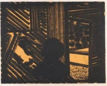 Howard HODGKIN - Print-Multiple - Artist and Model