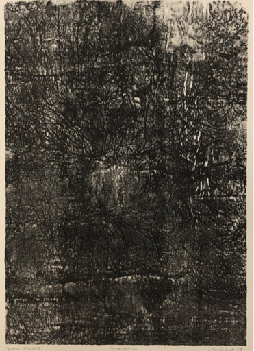 Jean DUBUFFET - Stampa Multiplo - INNERVATION