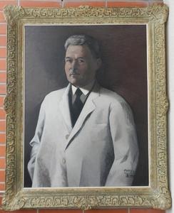 Frantisek FOLTYN - Painting - Doctor Sonnek