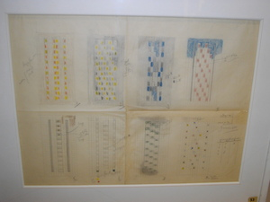 Frits SPANJAARD, Projet de tapis