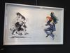 Mohamed LEKLETI - Disegno Acquarello - Jeux