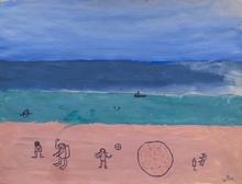 Werner GILLES - Pintura