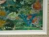 """Ludovic VALLÉE - Peinture - """" Paysage à l'arbre et aux fleurs"""""""