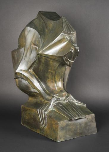 George Adam GRAFF - Escultura - MONKEY