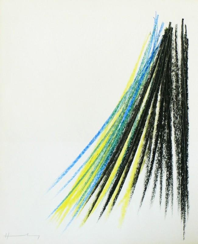 Hans HARTUNG - Pittura - HH5291